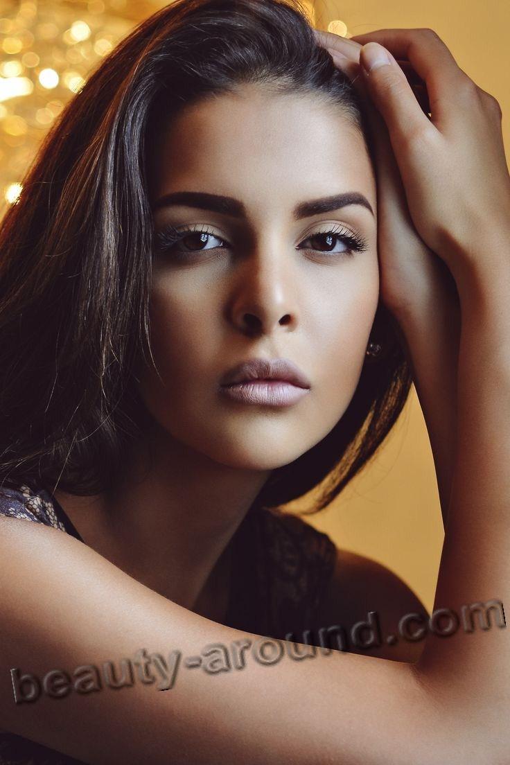 Сара Шафак самая красивая марокканка фото