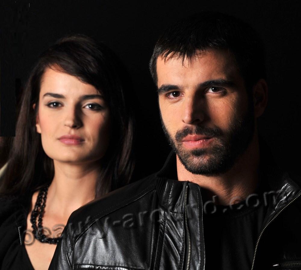 Мехмет Акиф Алакурт и Селин Демиратар вместе пара фото