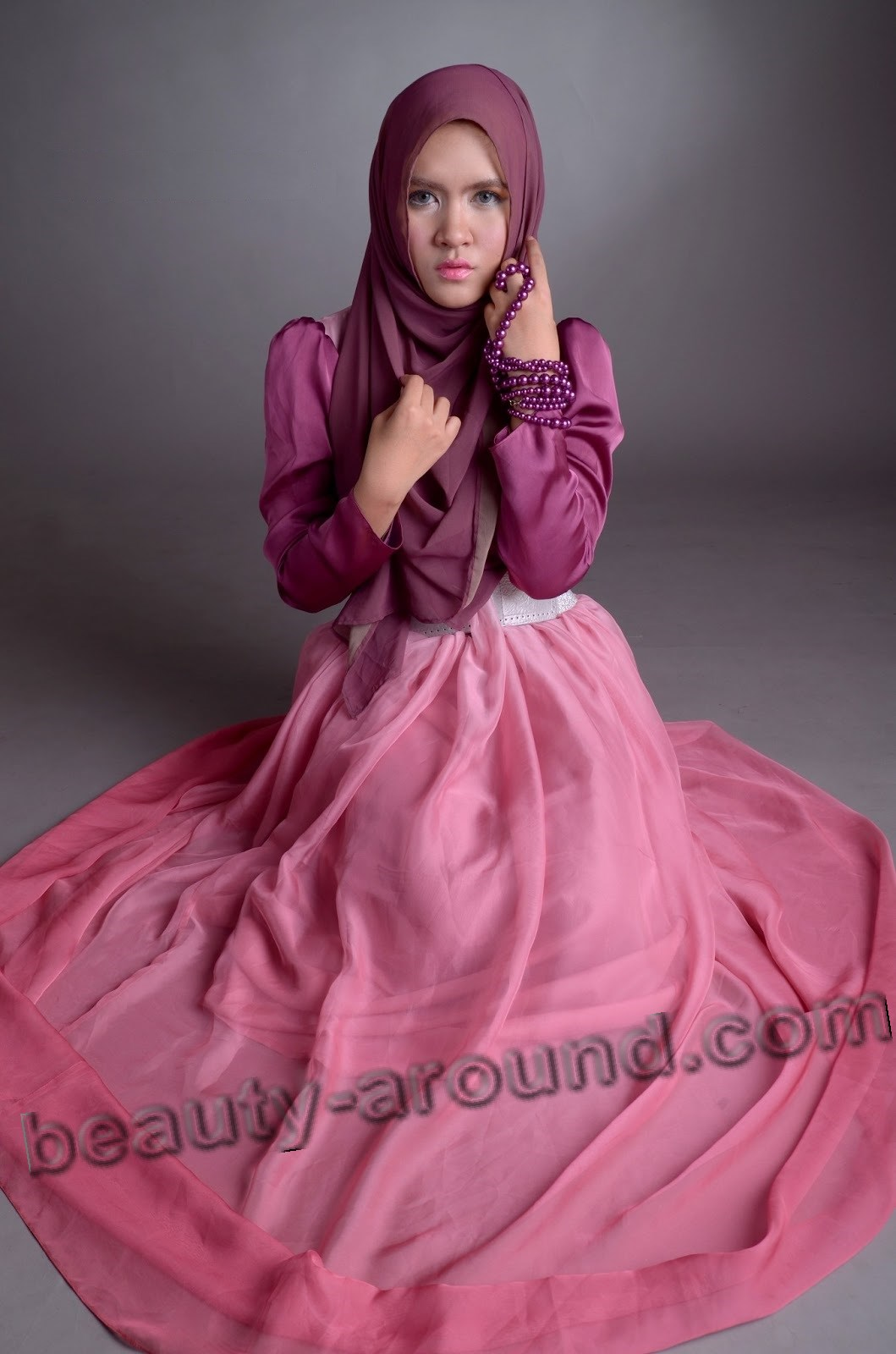 Dika Restiyani photo, Miss World Muslimah 2011 photo