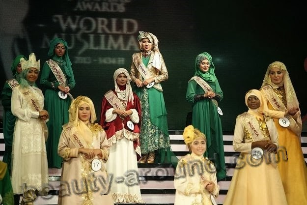 Miss World Muslimah photo