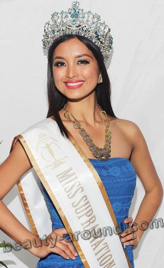 Miss Supranational 2013 Mutya Johanna Datul (Philippines) photo