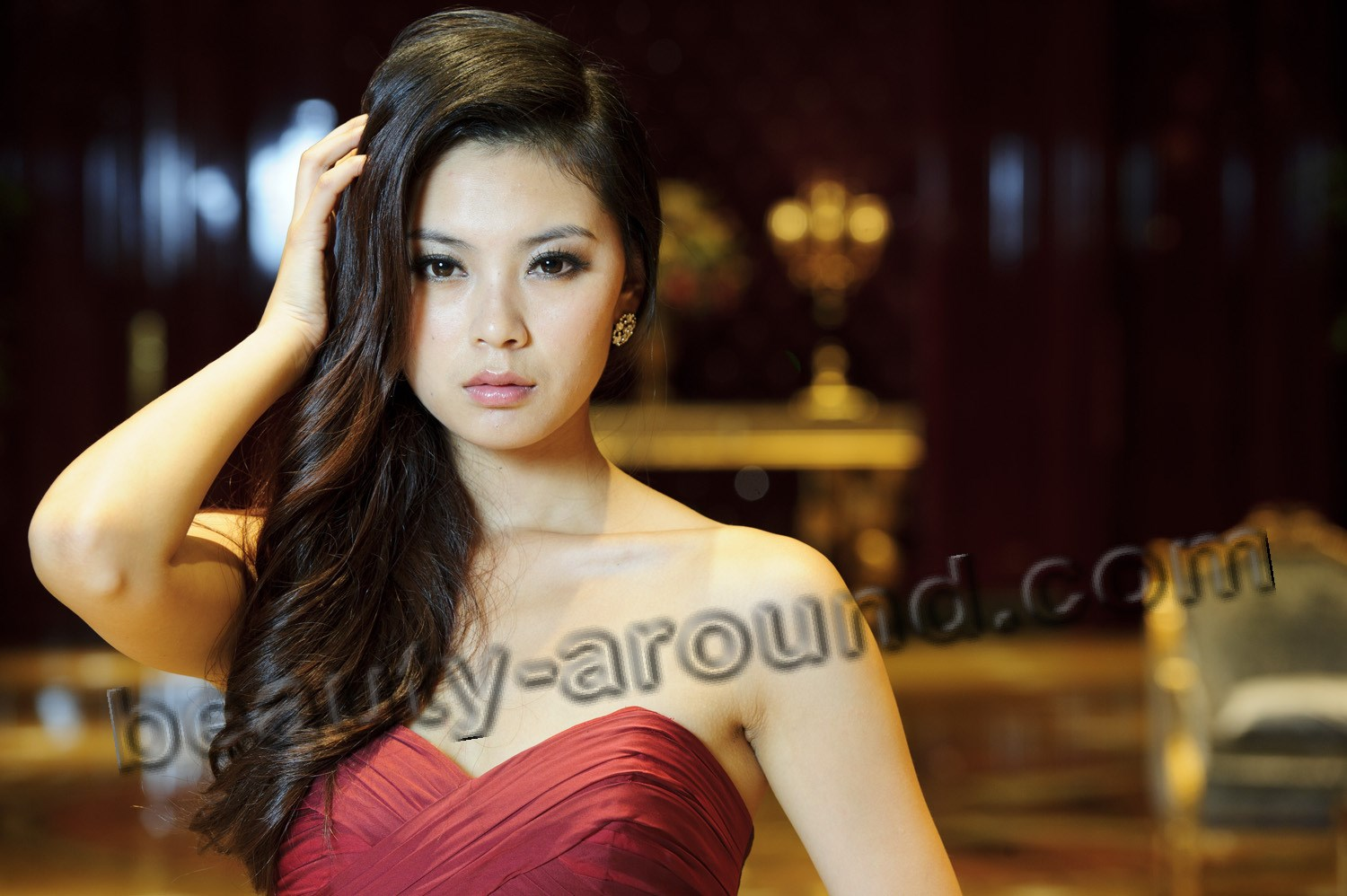 miss World 2012 winner Yu Wenxia photo