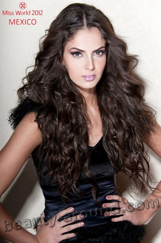 Mariana Berumen Reynoso Miss Mexico 2011 photo