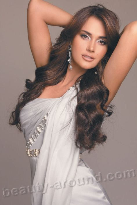 Irene Esser Miss Venezuela 2012 Miss Universe 2012 photo
