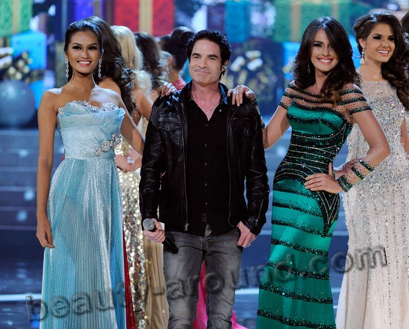 Vice Miss Universe 2012, Miss Philippines, Miss Venezuela