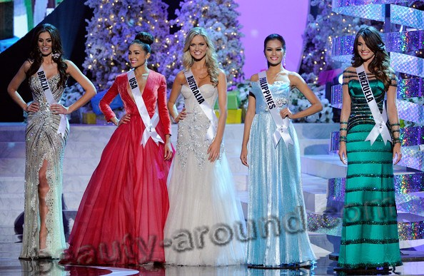 finalists Miss Universe 2012, photo, Vice Miss Universe 2012