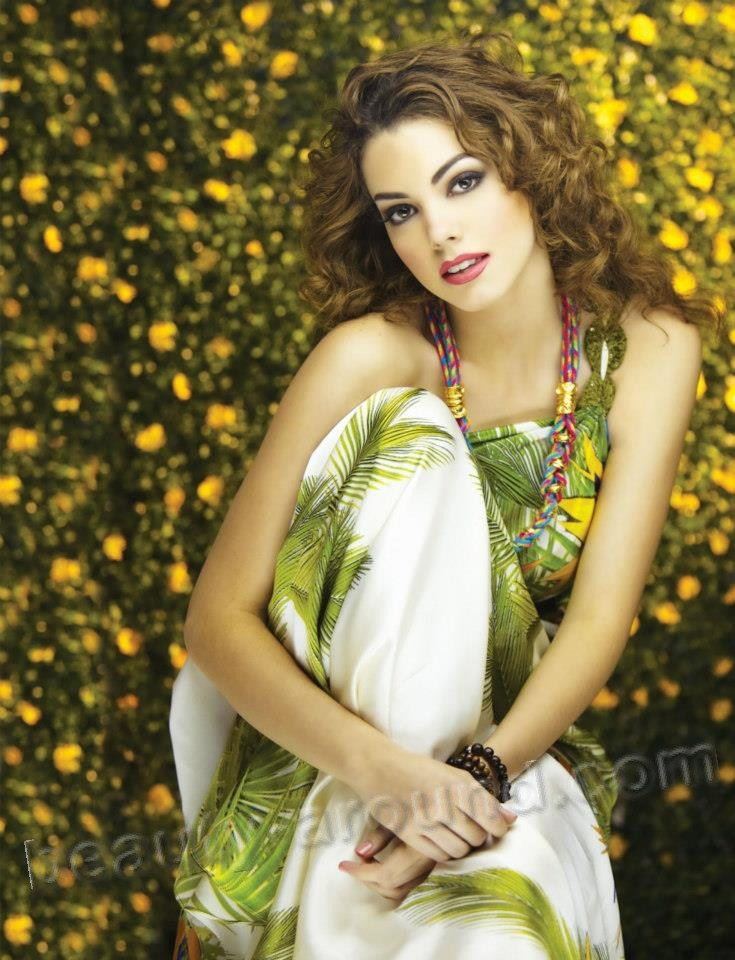 Carolina Aguirre Miss Ecuador 2012  Miss Universe 2012 photo