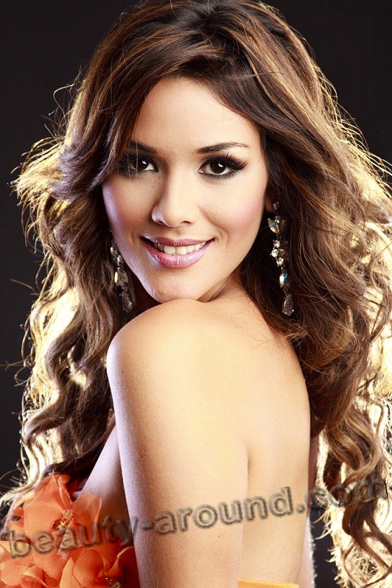 Ana Yancy Clavel Espinoza Miss El Salvador 2012  Miss Universe 2012 photo