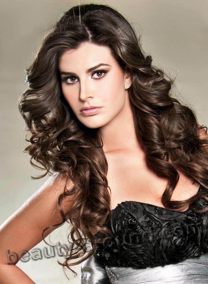 Karina Gonzalez Miss Mexico 2012 Miss Universe 2012 photo