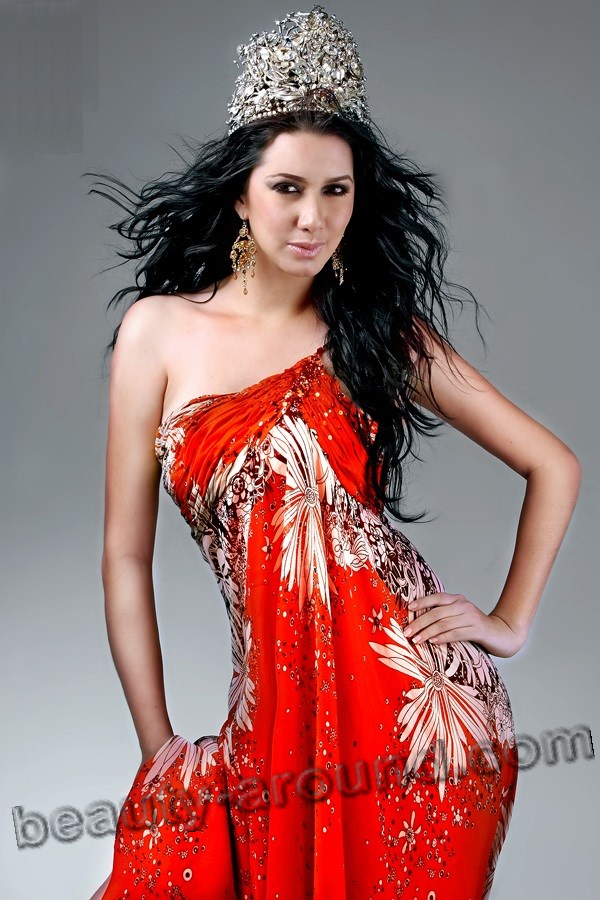 Miss Earth 2008 - Karla Henry (Philippines) photo