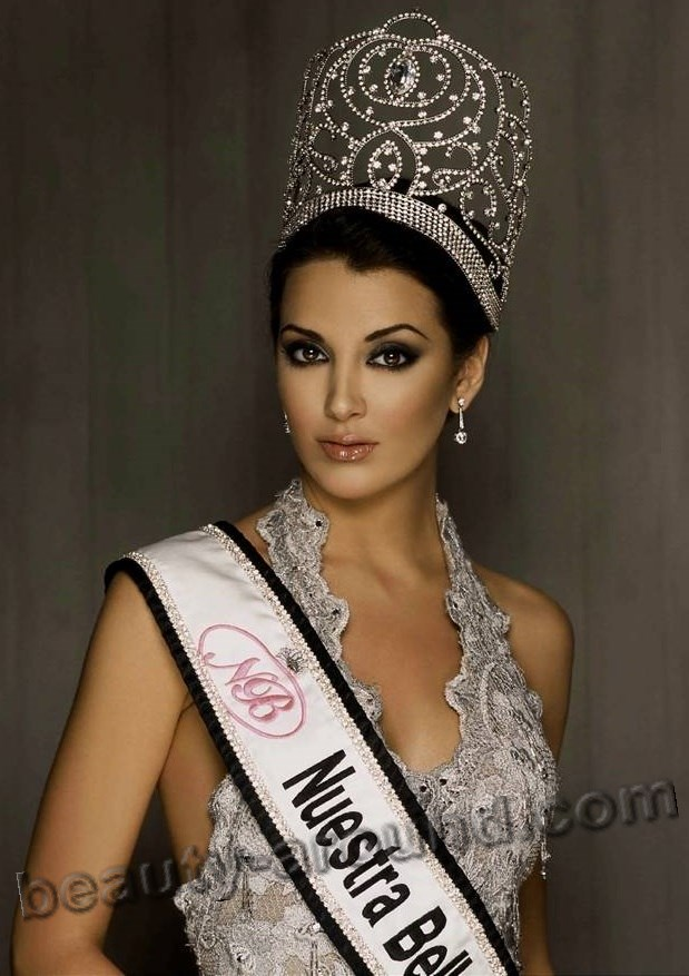 Miss International 2007 Priscila Perales (Mexico) photo