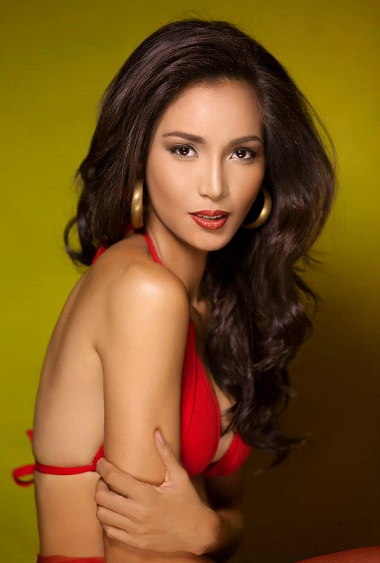 Miss International 2013 Bea Rose Santiago (Philippines) photos