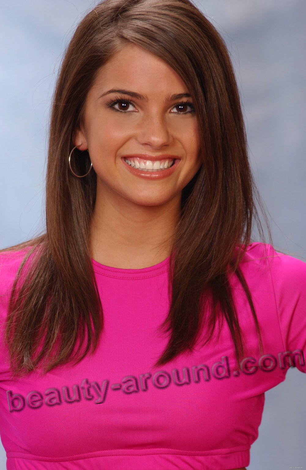 Shelley Hennig Miss Teen USA 2004 photo