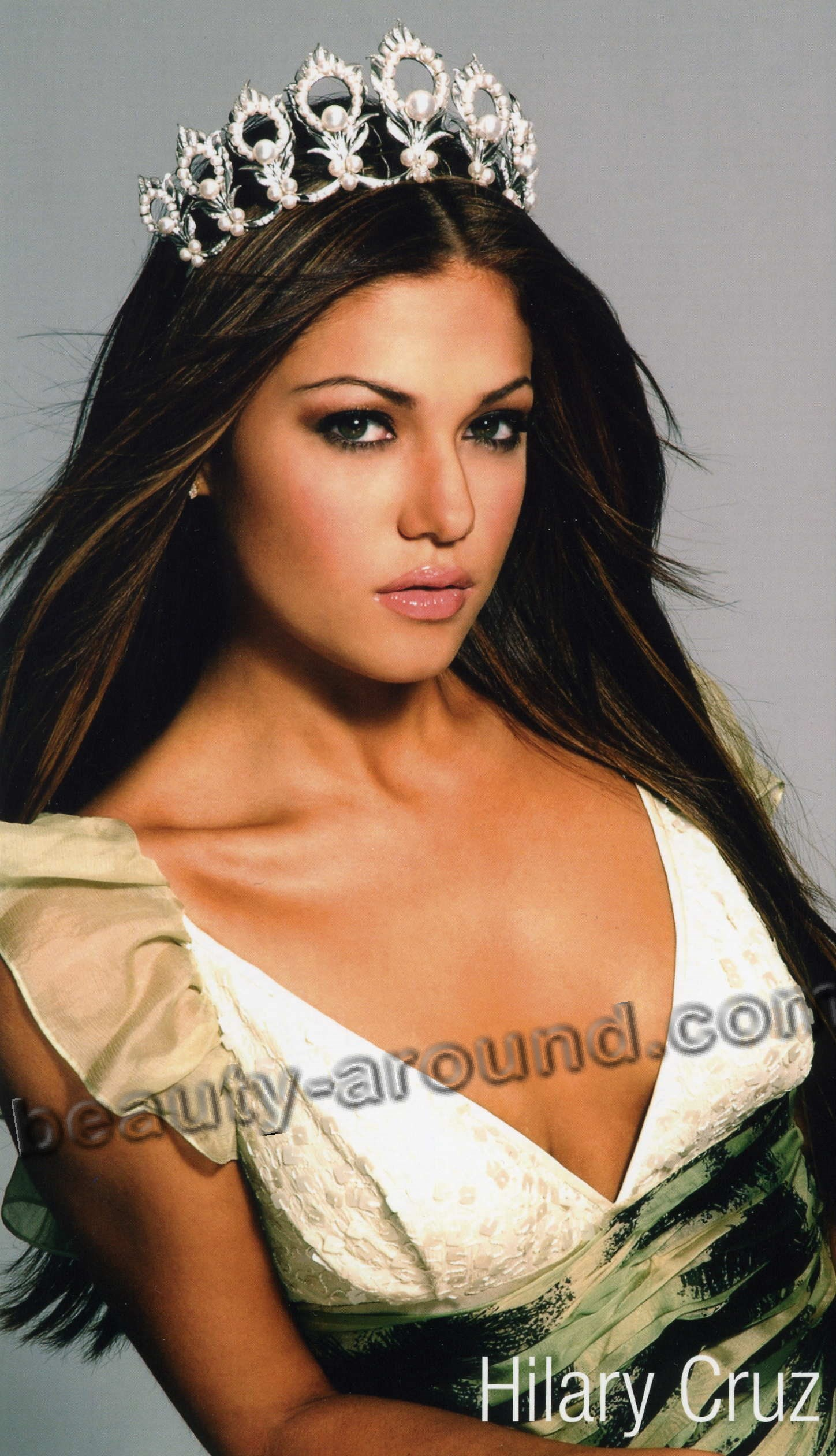 Hilary Cruz Miss Teen USA 2007 photo