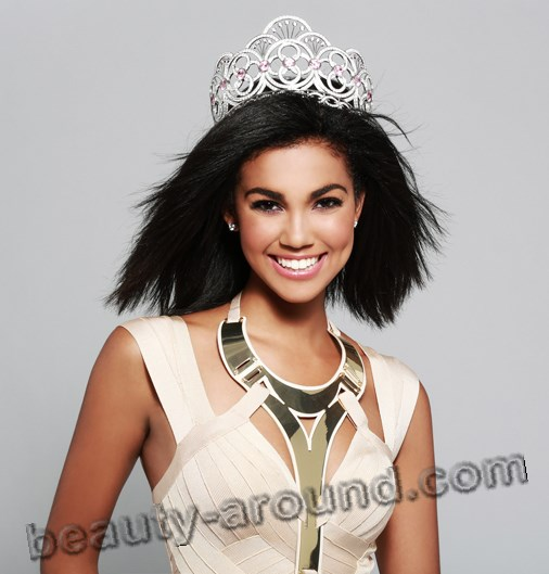 Miss Teen USA 2012 Logan West photo