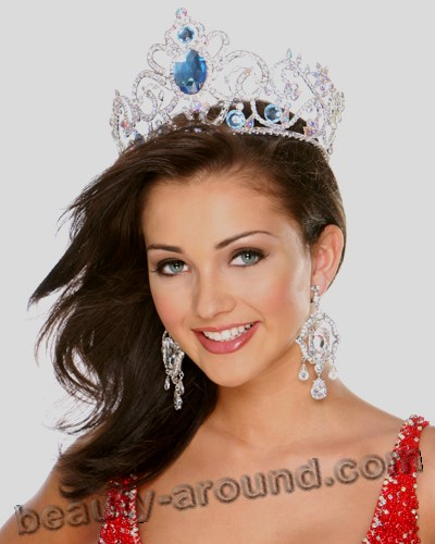 Miss Teen World 2009 Эми Джексон фото