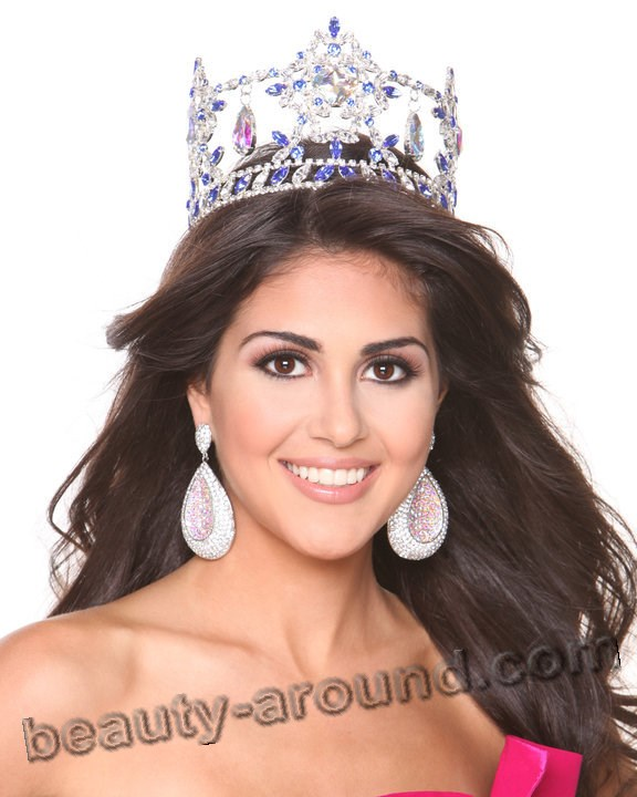 Miss Teen World 2011 Anastasia Sidiropoulou photo