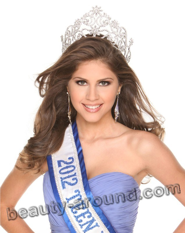 Miss Teen World 2012 Gabrielle Marinho photo