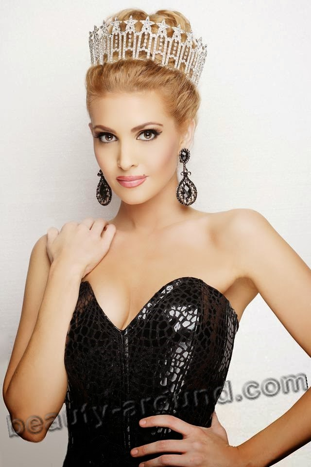 Miss Tennessee USA 2014 Kristy Landers Niedenfuer photo