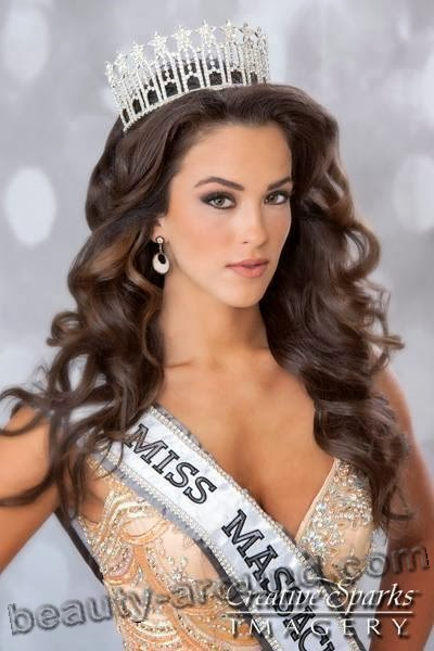 Miss Massachusetts USA 2014 is Caroline Lunny photos