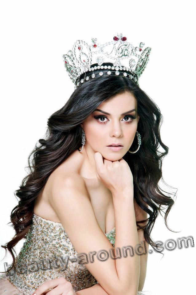 Cynthia Duque winner miss Mexico 2013 contestant miss Universe 2013