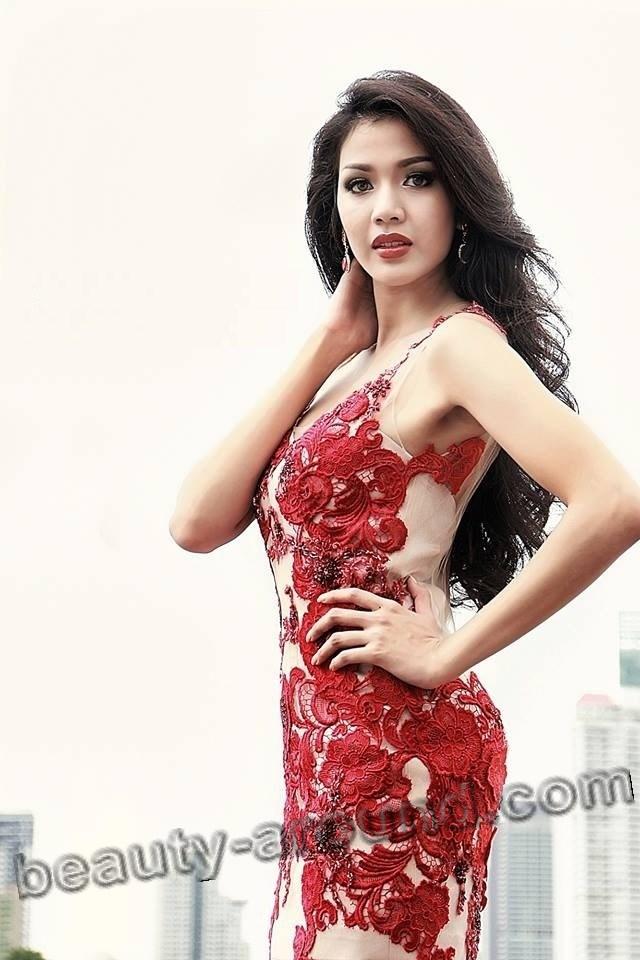 """Самые красивые участницы """"Мисс вселенная- 2013"""