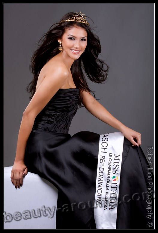 Contestants Miss Universe 2014. Kimberly Castillo Miss Dominican Republic 2014 photo