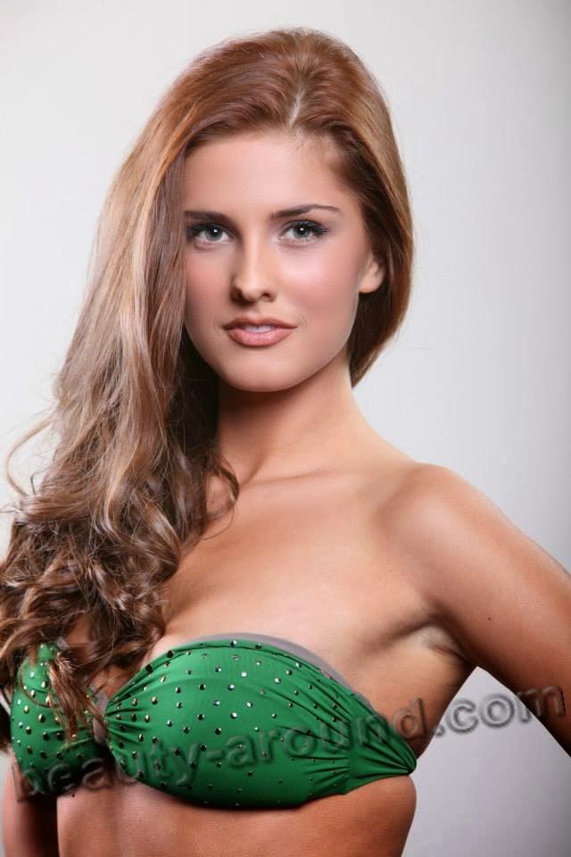 Contestants Miss Universe 2014. Andjelka Tomašević Miss Serbia Universe 2014