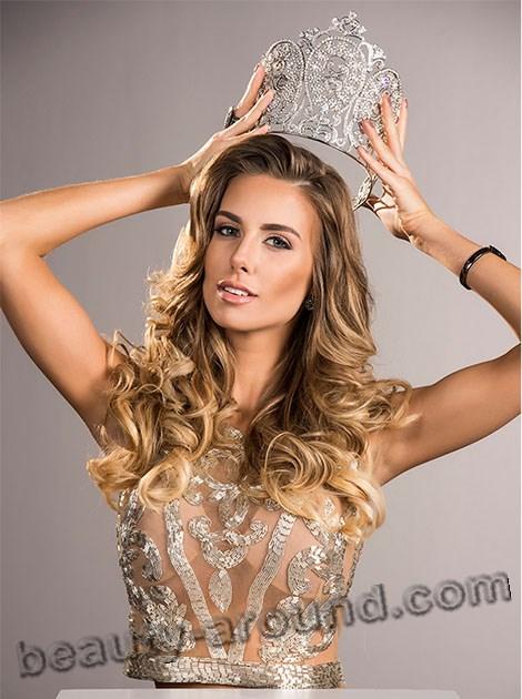 Мисс Вселенная Бразилия-2015 Marthina Brandt фото