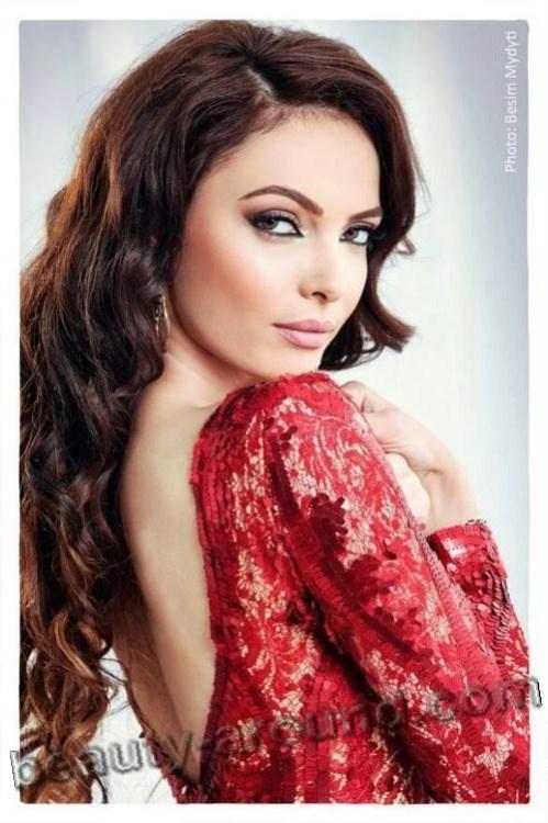 Мисс Косово-2015 Mirjeta Shala фото