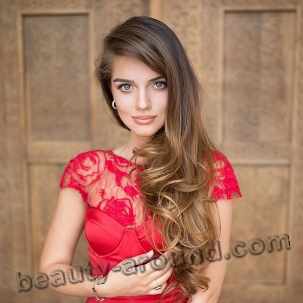 Мисс Вселенная Грузия-2015 Жанет Кердикошвилли фото