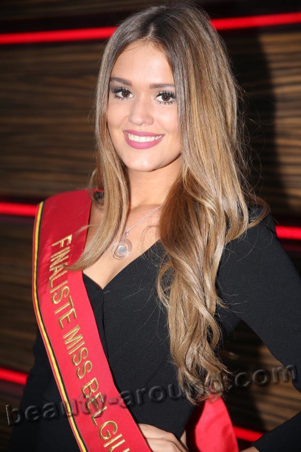 Мисс Бельгия-2015 Annelies Toros фото