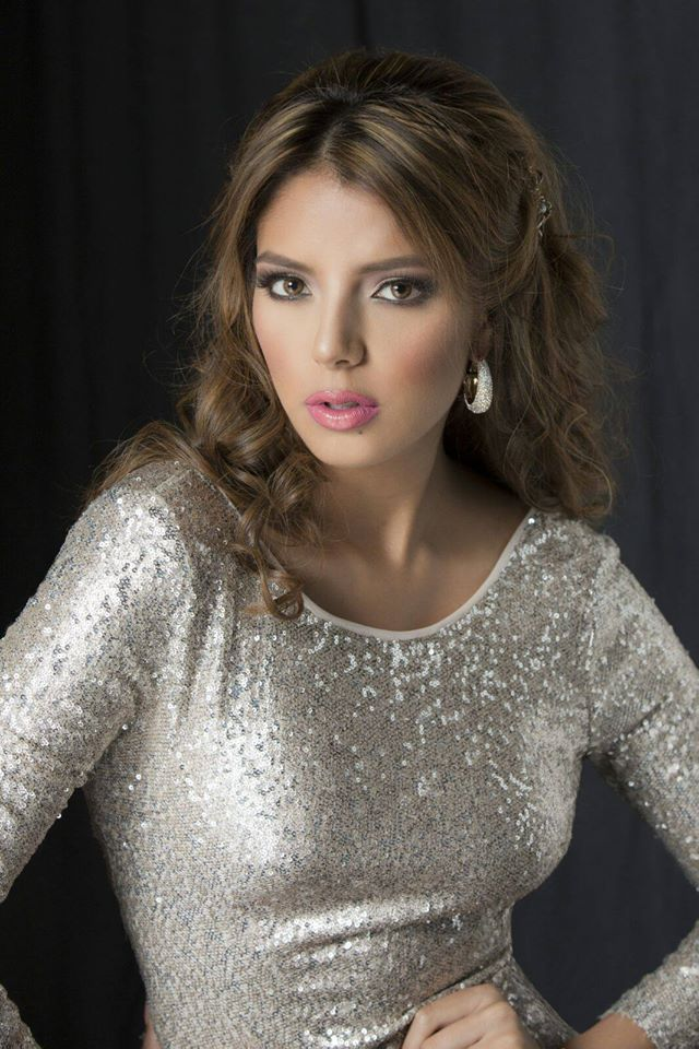 Miss Ecuador 2016 Connie Jimenez photo