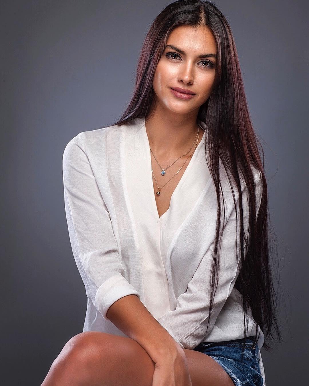 Мисс Вселенная Турция 2016 Tansu Sila Cakir фото