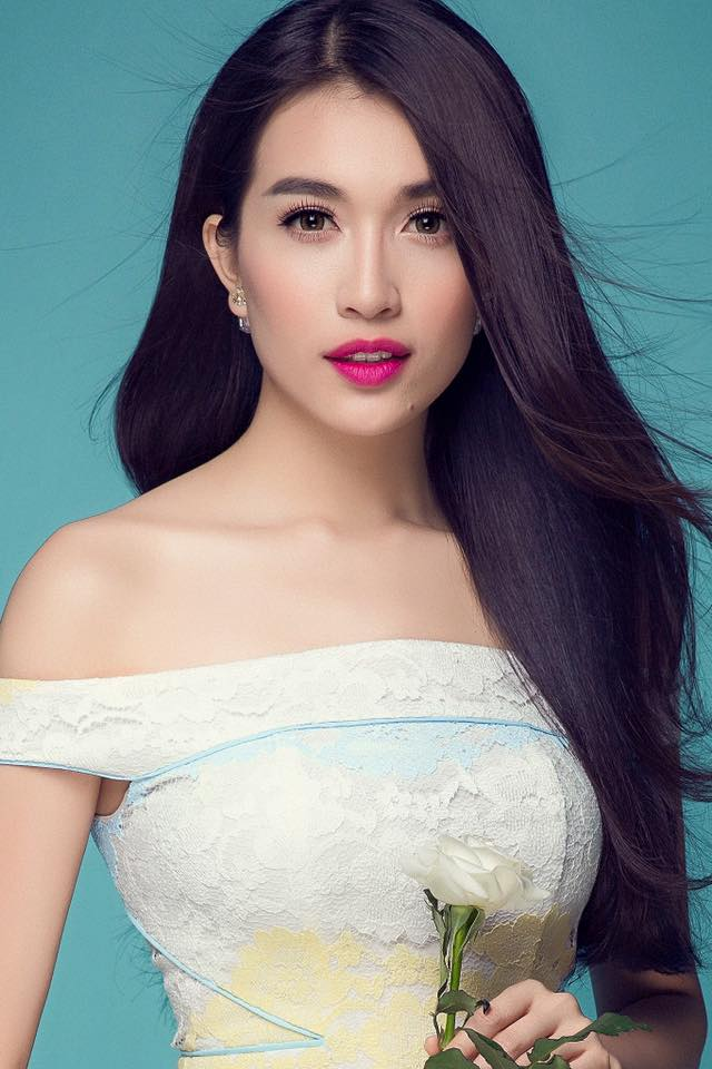 Miss Vietnam 2016 Dang Thi Le Hang photo