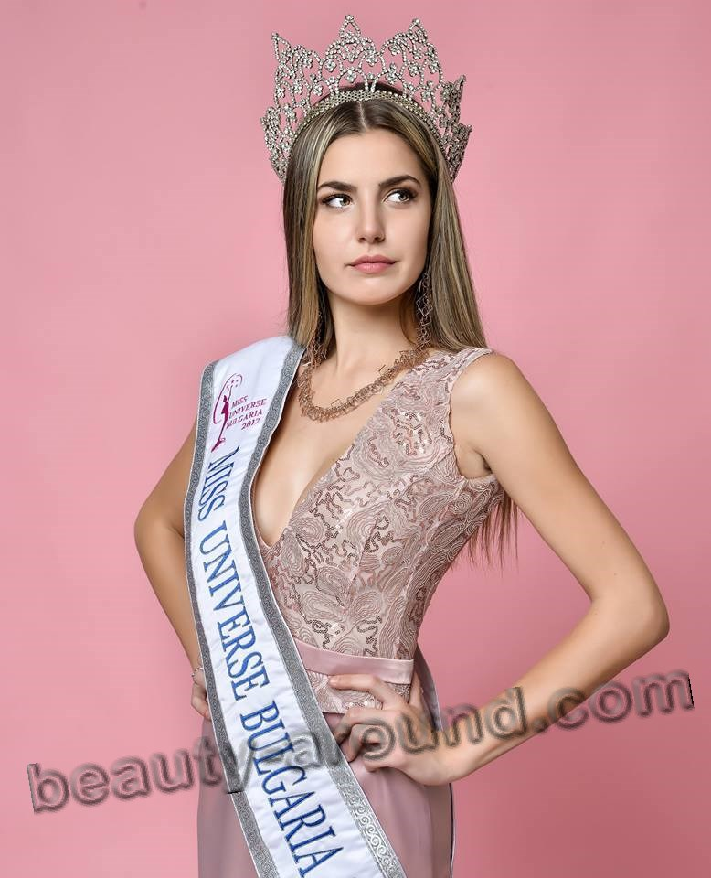 Miss Bulgaria 2017 Nikoleta Todorova photo