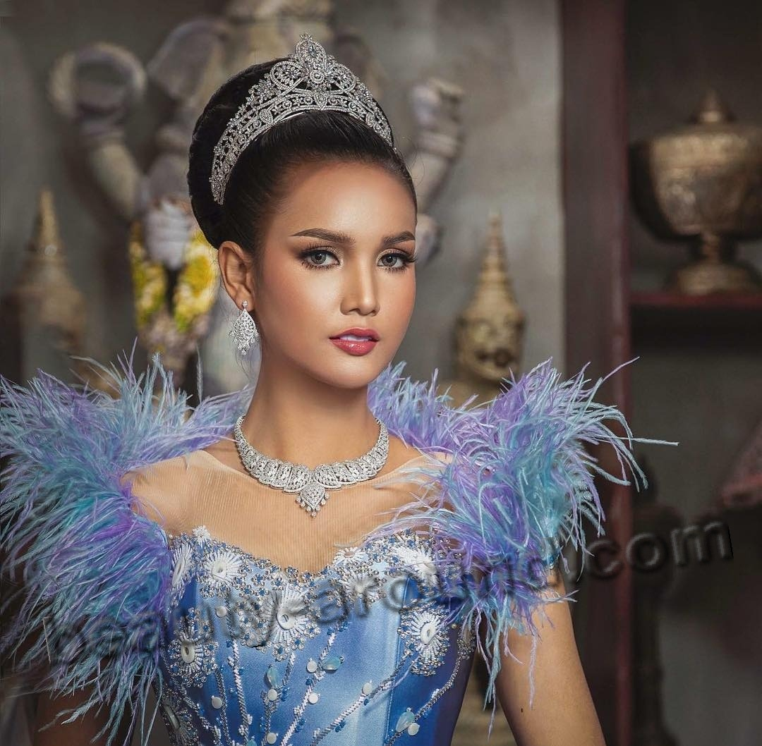 Rern Nat Miss Universe Cambodia 2018 photo