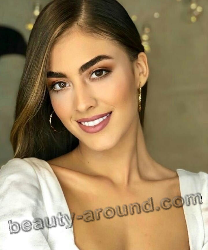 Valeria Morales Delgado Miss Universe Columbia 2018 photo
