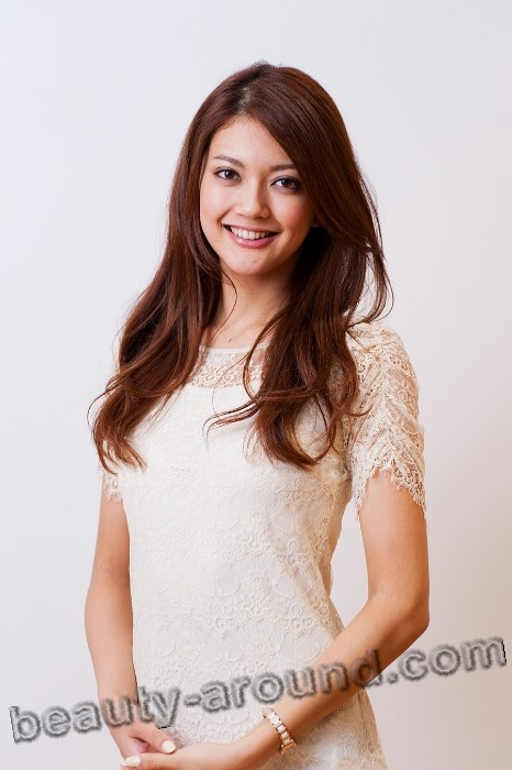 Michiko Tanaka photo,Miss Japan 2013 contestants miss World 2013
