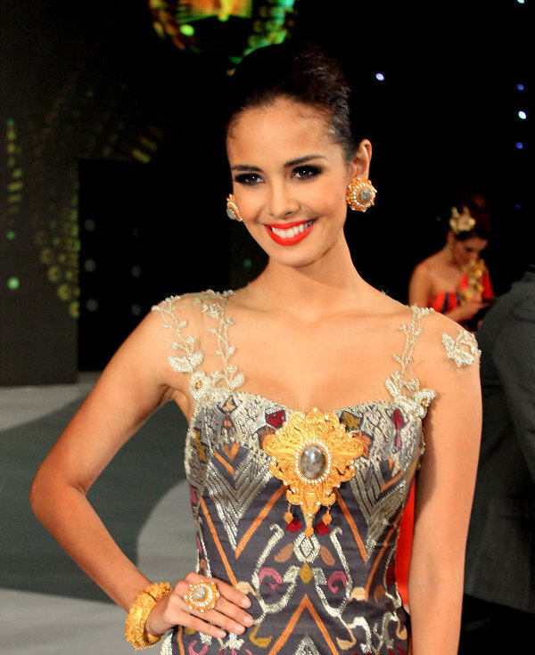 Megan Young winner of Miss World 2013