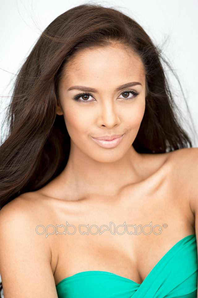 Megan Young Miss World Philippines 2013