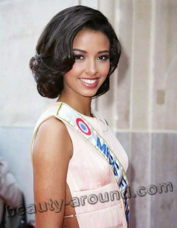 Beautiful contestants Miss World 2014. Flora Coquerel Miss France 2014 photo