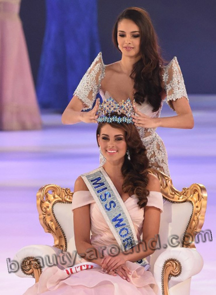 Miss World 2014 Rolene Strauss from South Africa photo