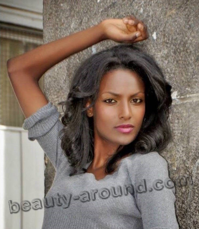 Beautiful contestants Miss World 2014. Yirgalem Hadish Miss Ethiopia 2014 photo