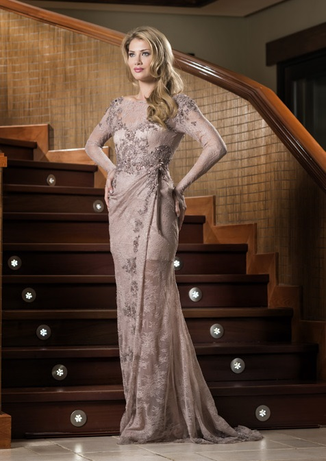 Miss World 2015 in evening dress photo