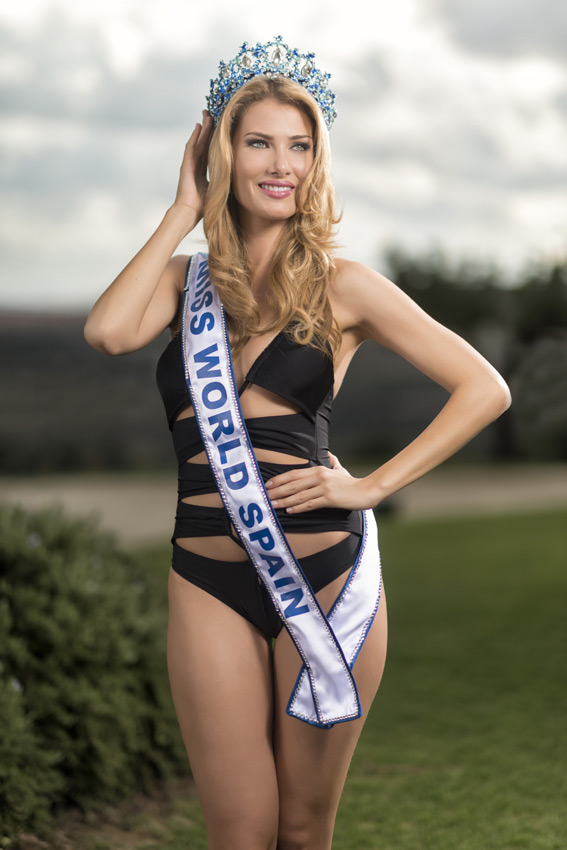 Mireia Lalaguna- Miss World 2015 photo