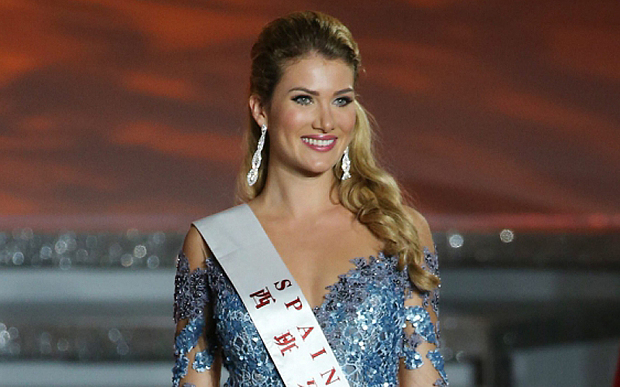 Miss World Spain 2015 Mireia Lalaguna photo