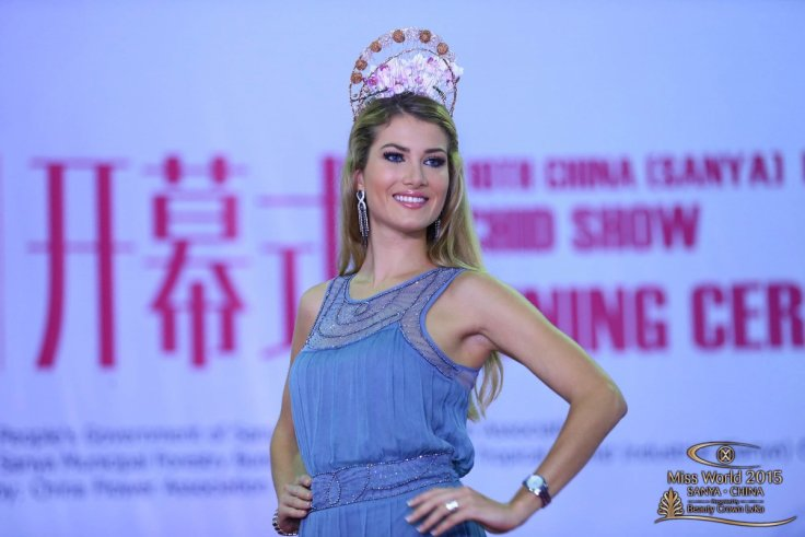 The winner of Miss World 2015 Mireia Lalaguna photo
