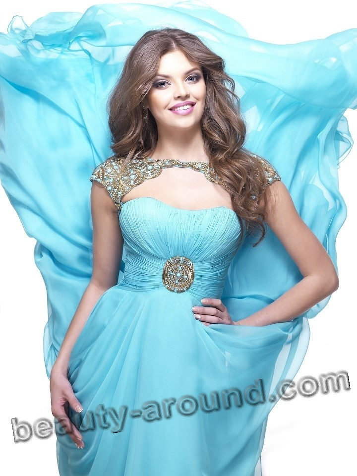 Miss Kazakhstan-2015 Regina Vandysheva photo