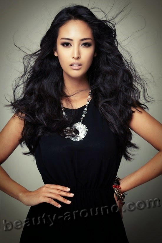 Miss Brazil-2015 Catharina Choi Nunes photo